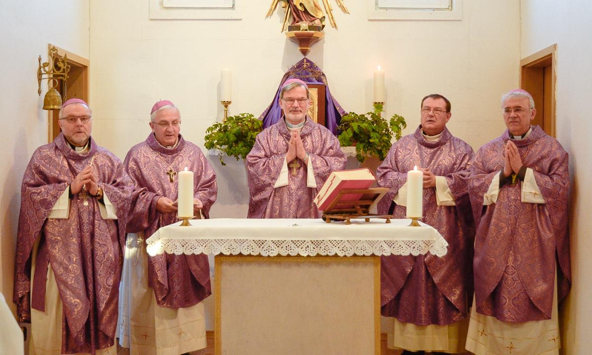 Информационное сообщение о XLIX пленарном заседании Конференции католических епископов России (ККЕР)