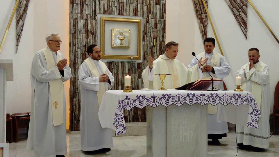 Встреча духовенства Восточного деканата прошла в Кемерове