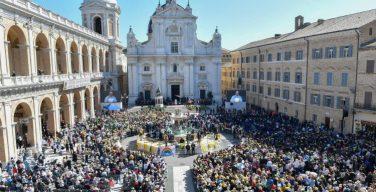 Папа Франциск в Лорето: Благовещение есть образ всякого христианского призвания