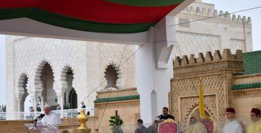 Визит Папы Франциска в Марокко в разгаре