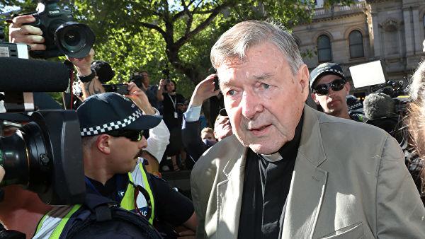 Кардинал Пелл приговорен к шести годам заключения