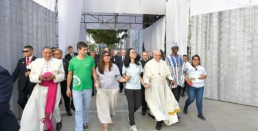 Опубликовано Папское послание на День молитвы о призваниях