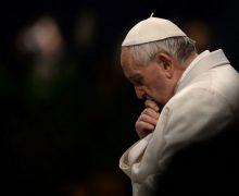 Молитвенное намерение Папы Франциска на март: молиться за гонимых христиан