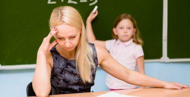 В России эксперты дадут оценку высоких эмоциональных нагрузок учителей и журналистов
