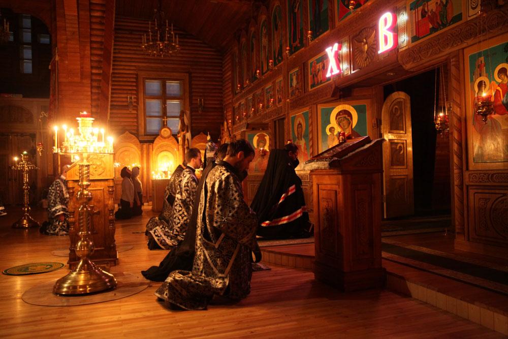 Великий Пост согласно православной традиции