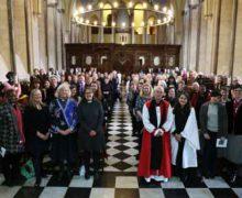Церковь Англии отметила 25-летие женского священства