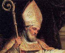 4 апреля. Святой Исидор Севильский, епископ и Учитель Церкви