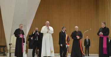Папа Франциск о Таинстве исповеди