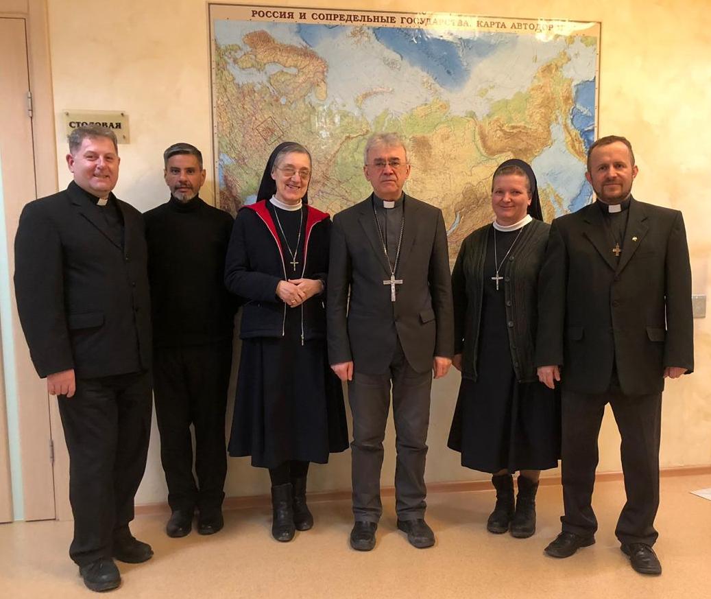 В Новосибирске  состоялось очередное заседание Комиссии по делам семьи при Конференции католических епископов России