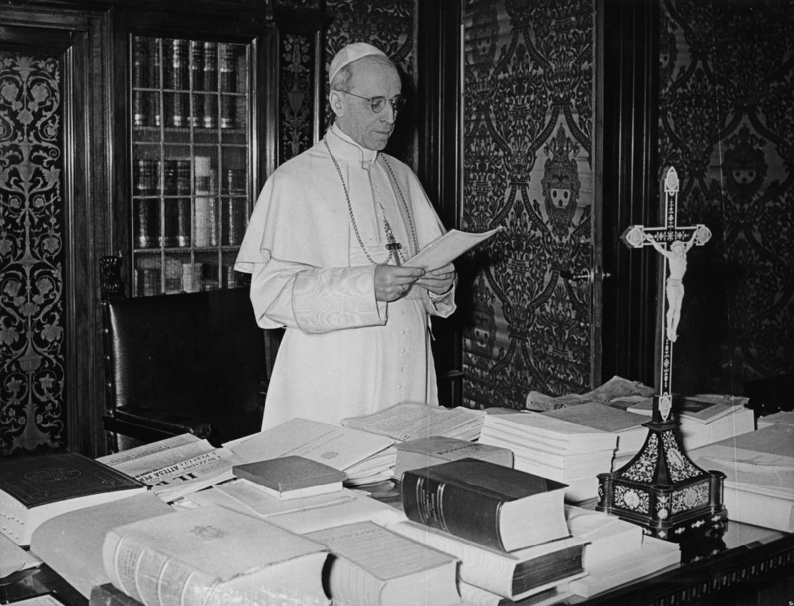 Сегодня — 80-я годовщина избрания Пия XII Преемником Святого Петра