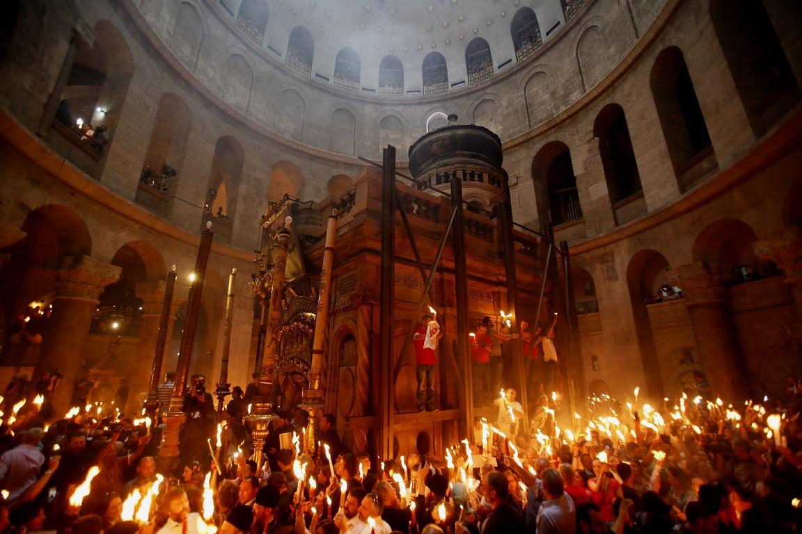 Отношение Католической Церкви к схождению Благодатного огня — комментарий