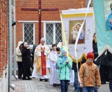 Утро Воскресное, утро Пасхальное — в новосибирском приходе францисканцев (+ ФОТО)
