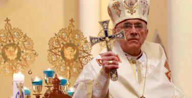 Пасхальное послание Ординария для католиков византийского обряда в России Преосвященного Иосифа Верта