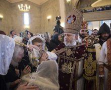 Главное Пасхальное богослужение в Армении прошло в ереванском Кафедральном соборе Святого Григория Просветителя
