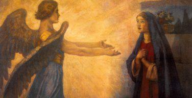 Представим, что Мария отвечает не «Се, раба Господня». И ад бы остался заперт…