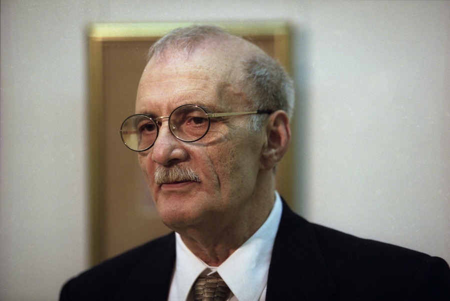 9 апреля в Москве хоронят кинорежиссера Георгия Данелию