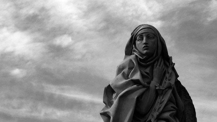Папа Франциск: да поможет святая Екатерина Сиенская делу единства Церкви