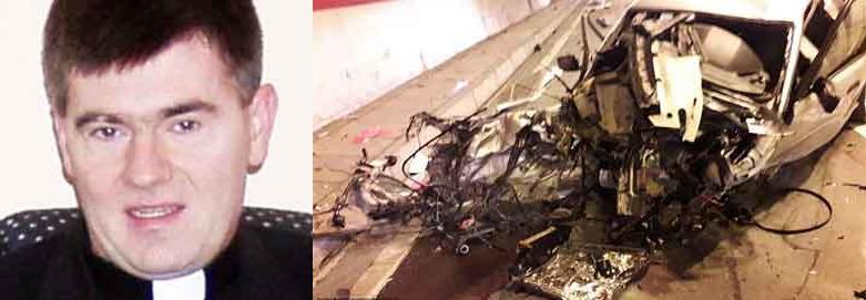 Ватиканский дипломат Анте Йозич серьезно пострадал в автомобильной катастрофе