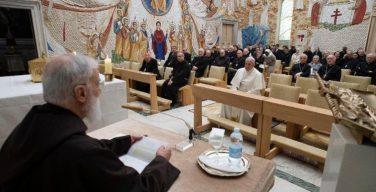 Четвертая великопостная проповедь отца Раньеро Канталамессы: поклонение Богу — это привилегия и пророчество