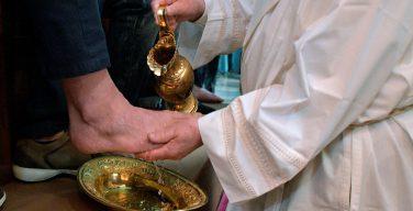 Папа Франциск в очередной раз избрал тюрьму местом Папской Мессы Вечери Господней в Великий Четверг