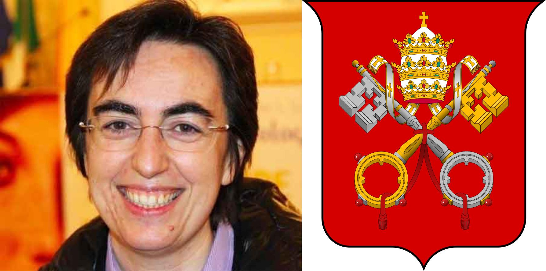 Впервые советником Города-Государства Ватикан стала женщина