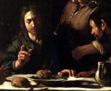 «Ужин в Эммаусе» Рембрандта и Караваджо