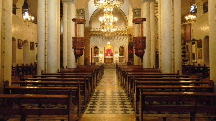 В Алеппо вновь открылся Кафедральный собор Греко-Мелькитской Католической Церкви