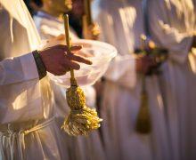 Пасхальные богослужения в приходах Преображенской епархии