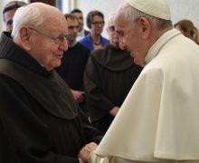 Папа Франциск встретился с группой немецких миссионеров