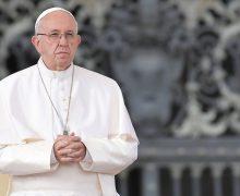 На общей аудиенции в среду 22 мая Папа Франциск завершил цикл катехез, посвященных Молитве Господней