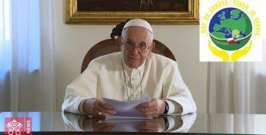 Папа Франциск обратился к болгарскому народу с видеопосланием
