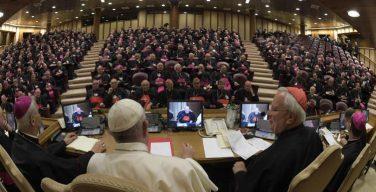 Папа Франциск предложил итальянским епископам несколько пунктов для обсуждения