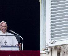 Слово Папы Франциска перед чтением молитвы «Царица Небесная» в 6-е воскресенье Пасхального времени. 26 мая 2019 г., площадь Святого Петра