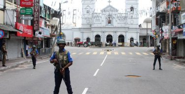 Католическая Церковь Шри-Ланки призвала власти усилить охрану церквей