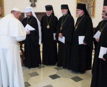 Папа Франциск пригласил в Ватикан высших иерархов УГКЦ, чтобы обсудить с ними ситуацию в Украине