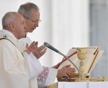 Обнародована программа Папских богослужений на ближайшие два месяца