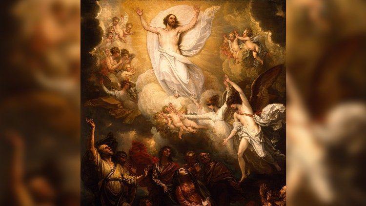 В торжество Вознесения Папа Франциск напомнил об окончательной цели нашего земного странствия