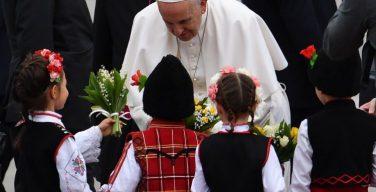 Папа Франциск в Болгарии: я приехал, чтобы утвердить католиков в вере