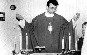 Отмечаем 35-летие священства Владыки Иосифа Верта!