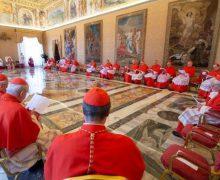 Папа Франциск утвердил декреты, касающиеся канонизаций и беатификаций