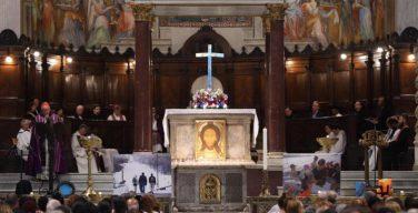 В Риме вознесли экуменическую молитву о погибших беженцах