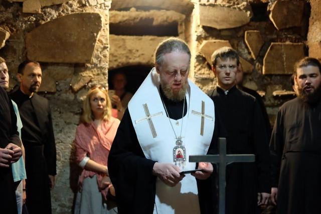 Епископ Переславский и Угличский встретился с Папой Римским