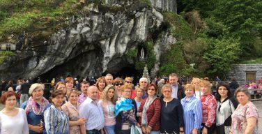 Паломничество в Лурд прихожан Преображенской епархии (+ФОТО)