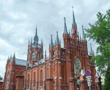 Архиепархия Божией Матери в Москве проведет свою конференцию в Вильнюсе