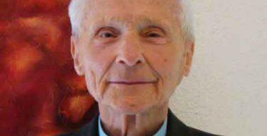 Швейцарский священник польского происхождения в возрасте 103 лет отметил 80-летний юбилей священства