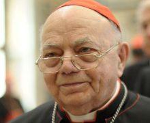 Скончался кардинал Элио Сгречча