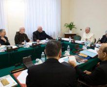 В Ватикане проходит 30-я встреча Совета кардиналов