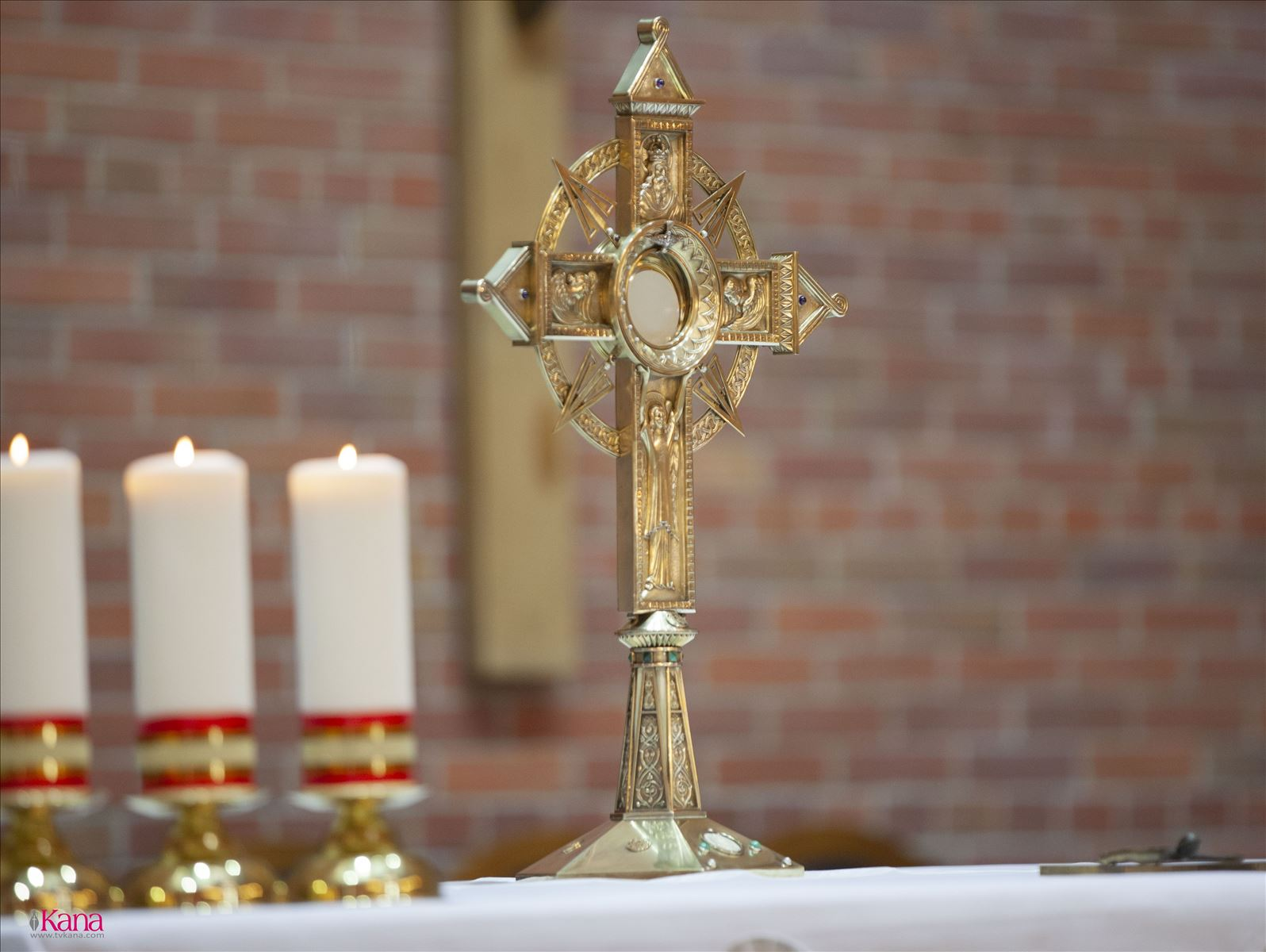 Торжество Пресвятых Тела и Крови Христа в центре Преображенской епархии (+ФОТО)