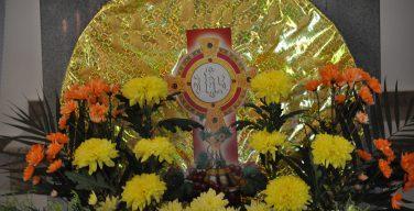Торжество Пресвятых Тела и Крови Христа в приходах Преображенской епархии (ФОТО)