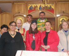 Торжество Святой Троицы в греко-католической общине Новосибирска